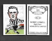 Newcastle United Bobby Cowell 13 (FC)